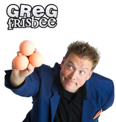 Greg Frisbee: Comedy Juggler & Variety | Santa Cruz, CA | Juggler | Photo #1