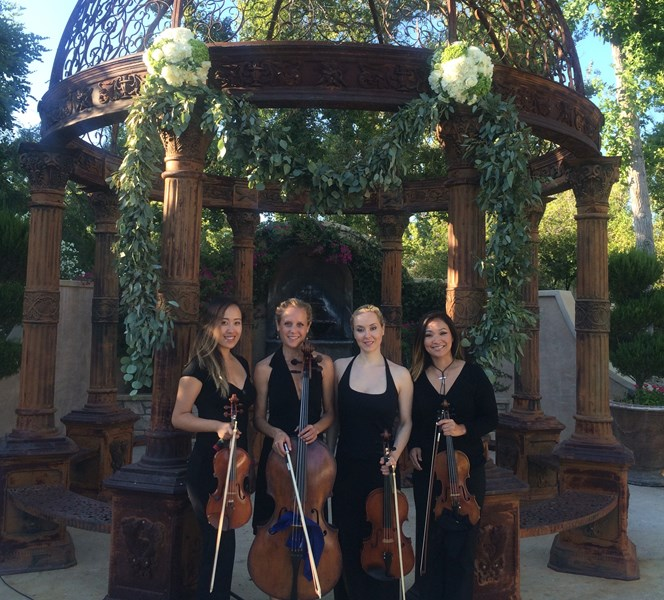 Sonos Chamber Players - Classical Trio - Los Angeles, CA
