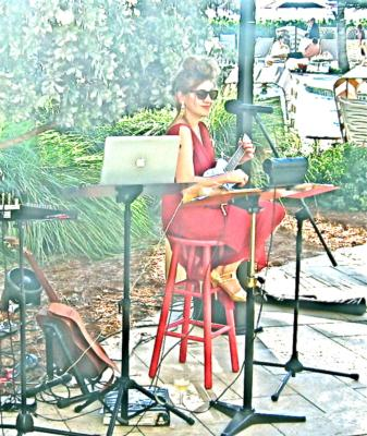 The Fiona Frensche Band | Tampa, FL | Ukulele | Photo #16