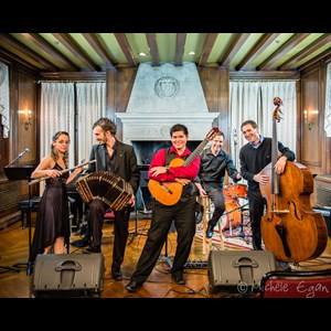 Wallburg Jazz Ensemble | Cristian Perez Group