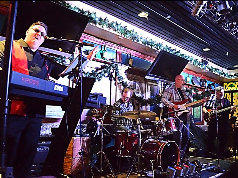 Delta Twins - Blues Band - Farmington, MI
