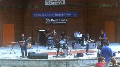 Delta Twins | Farmington Hills, MI | Blues Band | Photo #3