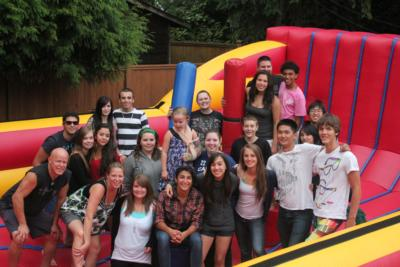 Par-T-Perfect | Vancouver, BC | Bounce House | Photo #4