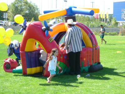 Par-T-Perfect | Vancouver, BC | Bounce House | Photo #5