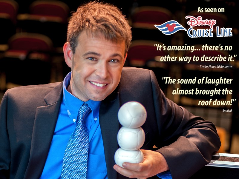 Paul Miller: Juggler's Mindset - Motivational Speaker - Cleveland, OH