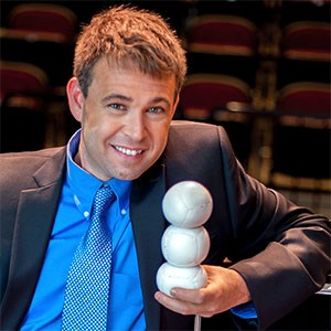 Rupert Comedian | Paul Miller: Comedy Magic Juggling