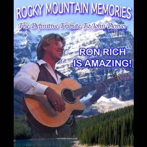 Ron Rich - John Denver Tribute Act - Casselberry, FL