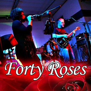 Marshall 80s Band | Forty Roses