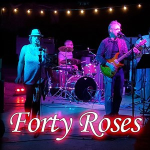 Hydro 80s Band | Forty Roses
