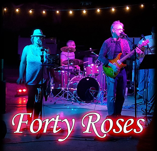Forty Roses - Cover Band - Oklahoma City, OK