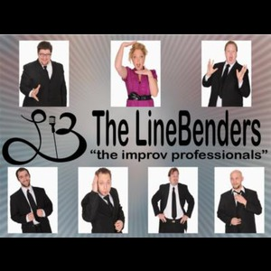 Ashton Emcee | The Linebenders - Improv Comedians