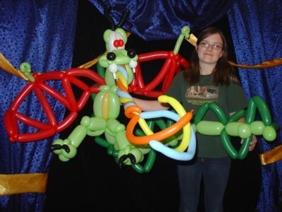 Denver Balloon Twister & Magician | Denver, CO | Balloon Twister | Photo #5