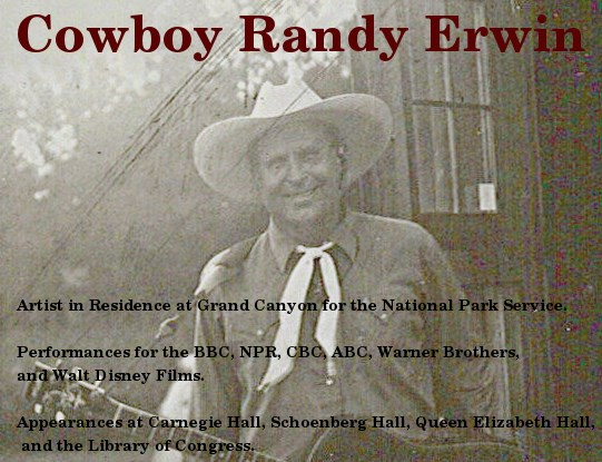 Cowboy Randy Erwin - Storyteller - Chicago, IL