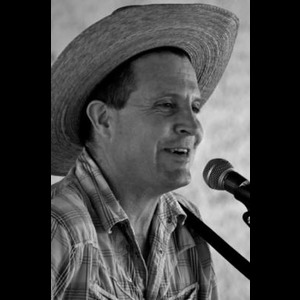 Green Camp Country Singer | Cowboy Randy Erwin