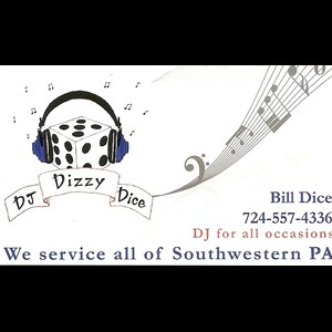Pittsburgh Sweet 16 DJ | Dj Dizzy Dice