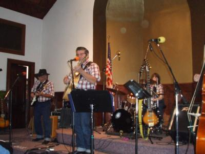 Wes Combs and the Pine Valley Rhythm Jumpers | Trumbauersville, PA | Americana Band | Photo #14