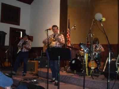 Wes Combs and the Pine Valley Rhythm Jumpers | Trumbauersville, PA | Americana Band | Photo #15
