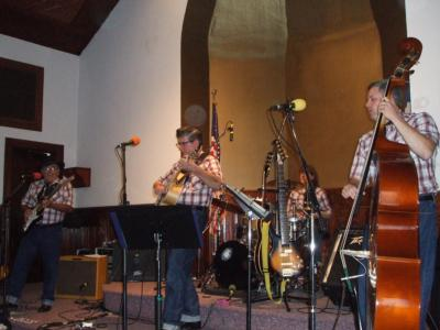 Wes Combs and the Pine Valley Rhythm Jumpers | Trumbauersville, PA | Americana Band | Photo #10