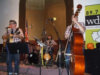 Wes Combs and the Pine Valley Rhythm Jumpers | Trumbauersville, PA | Americana Band | Photo #16