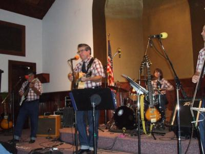 Wes Combs and the Pine Valley Rhythm Jumpers | Trumbauersville, PA | Americana Band | Photo #17