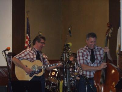 Wes Combs and the Pine Valley Rhythm Jumpers | Trumbauersville, PA | Americana Band | Photo #11