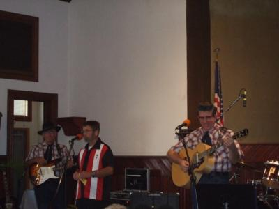 Wes Combs and the Pine Valley Rhythm Jumpers | Trumbauersville, PA | Americana Band | Photo #12