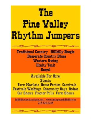 Wes Combs and the Pine Valley Rhythm Jumpers | Trumbauersville, PA | Americana Band | Photo #8