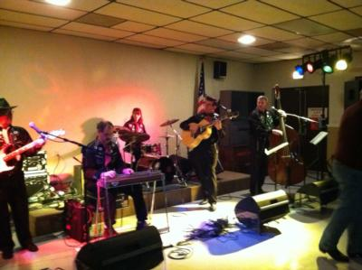 Wes Combs and the Pine Valley Rhythm Jumpers | Trumbauersville, PA | Americana Band | Photo #21