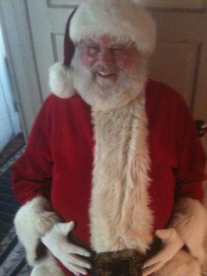 Santa Roy | Collingswood, NJ | Santa Claus | Photo #2