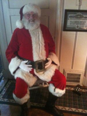 Santa Roy | Collingswood, NJ | Santa Claus | Photo #3