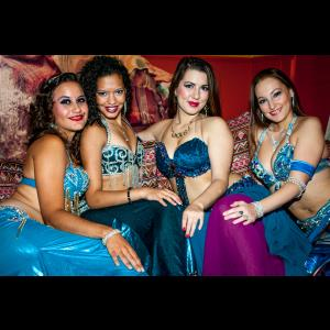 Charleston Princess Party | Anais Belly Dance Entertainment