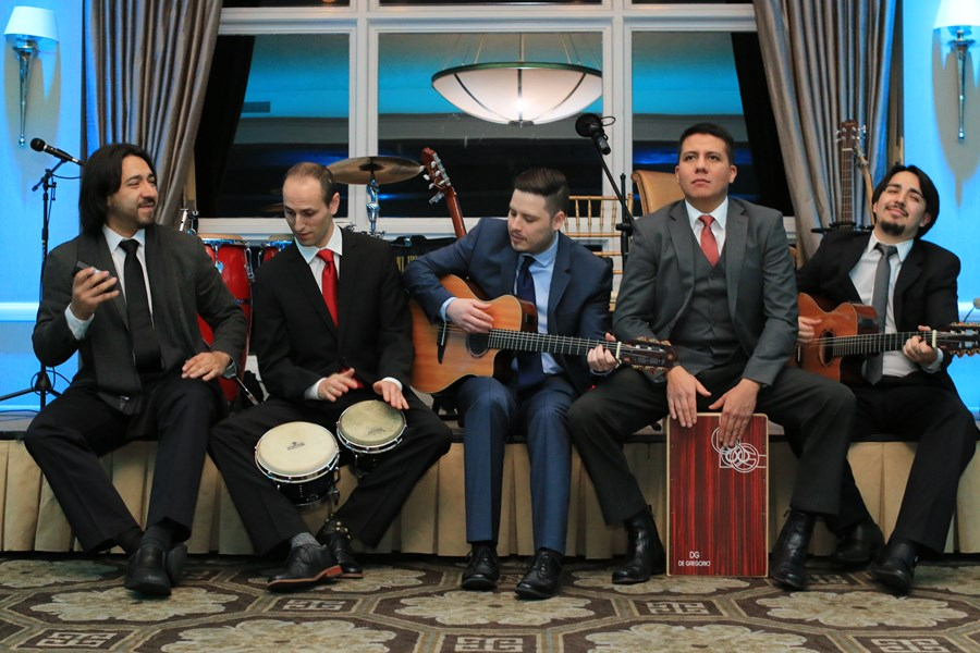 The Herreras - Latin Guitarist - New York City, NY