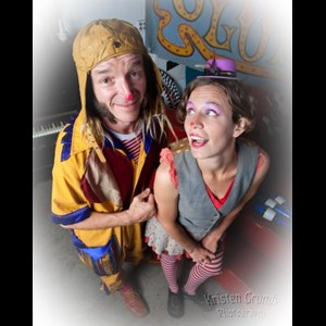 Arbuckle Face Painter | Barrel Full Of Monkeys Entertainment