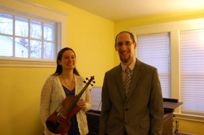Harbor Islands Duo | Boston, MA | Acoustic Duo | Photo #2