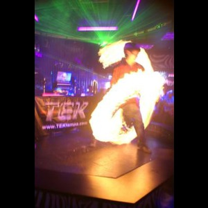 Entertainment Chef Robie Flay - Fire Dancer - Saint Louis, MO