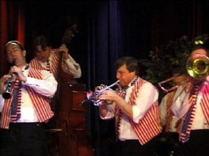 Robbie Scott And The New Deal Orchestra | Stanhope, NJ | Dance Band | Photo #8