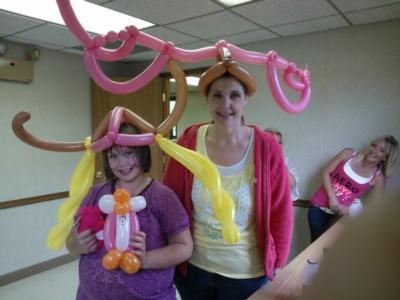Fairy Grace Entertainment Llc | Irwin, PA | Balloon Twister | Photo #19