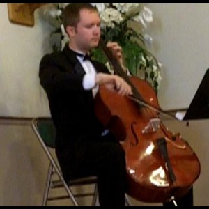 Matewan Cellist | Jordan Schug