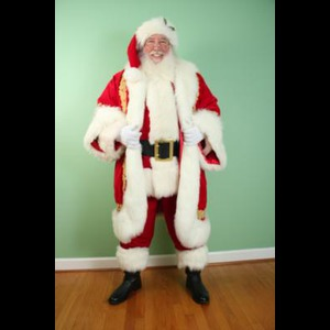 Kentucky Costumed Character | Santa Tom
