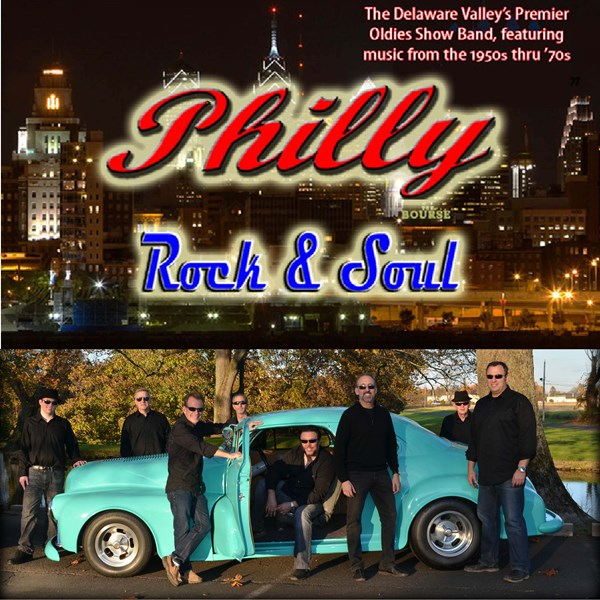 Philly Rock And Soul - Dance Band - Doylestown, PA