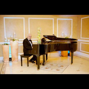 Cherryfield Pianist | Morton Hyams