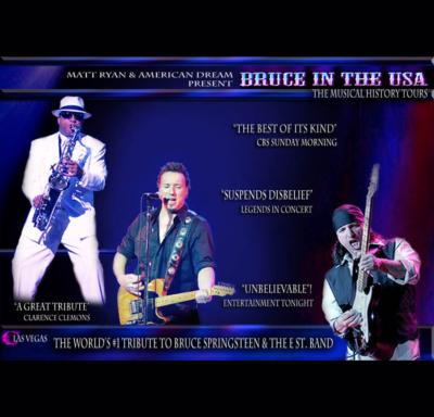 Bruce In The Usa | Las Vegas, NV | Bruce Springsteen Tribute Act | Photo #3