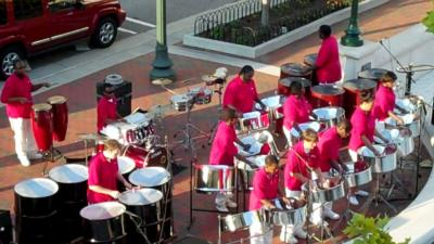 Caribbana Steel Band/Mosaic Steel Orchestra | Norfolk, VA | Steel Drum Band | Photo #9