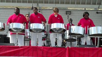 Caribbana Steel Band/Mosaic Steel Orchestra | Norfolk, VA | Steel Drum Band | Photo #8