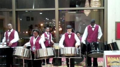 Caribbana Steel Band/Mosaic Steel Orchestra | Norfolk, VA | Steel Drum Band | Photo #7
