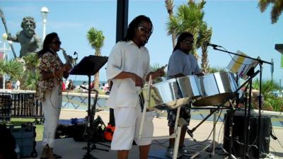 Caribbana Steel Band/Mosaic Steel Orchestra | Norfolk, VA | Steel Drum Band | Photo #2
