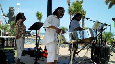 Caribbana Steel Band/Mosaic Steel Orchestra | Norfolk, VA | Steel Drum Band | Photo #1