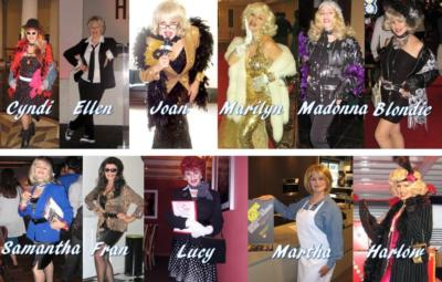 Elaine Portrays Joan, Madonna, Marilyn... | New York, NY | Joan Rivers Impersonator | Photo #3