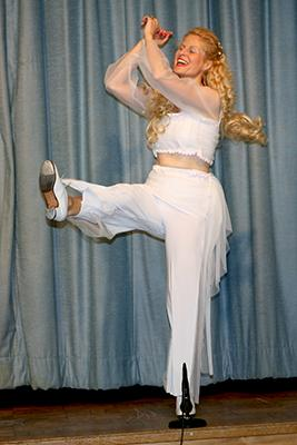 Ginger De Paris | Los Angeles, CA | Tap Dancer | Photo #7