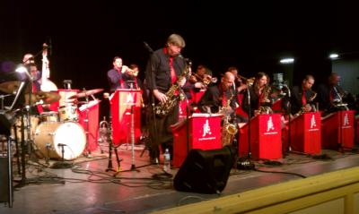 Joey Thomas Big Band | Albany, NY | Big Band | Photo #14